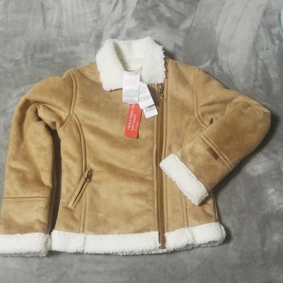 Boboli Tan Spring Jacket
